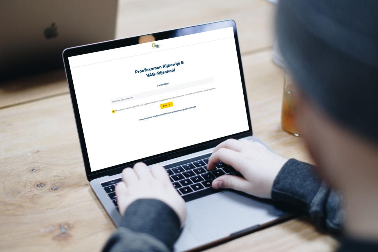 Vab online tool to practice exam