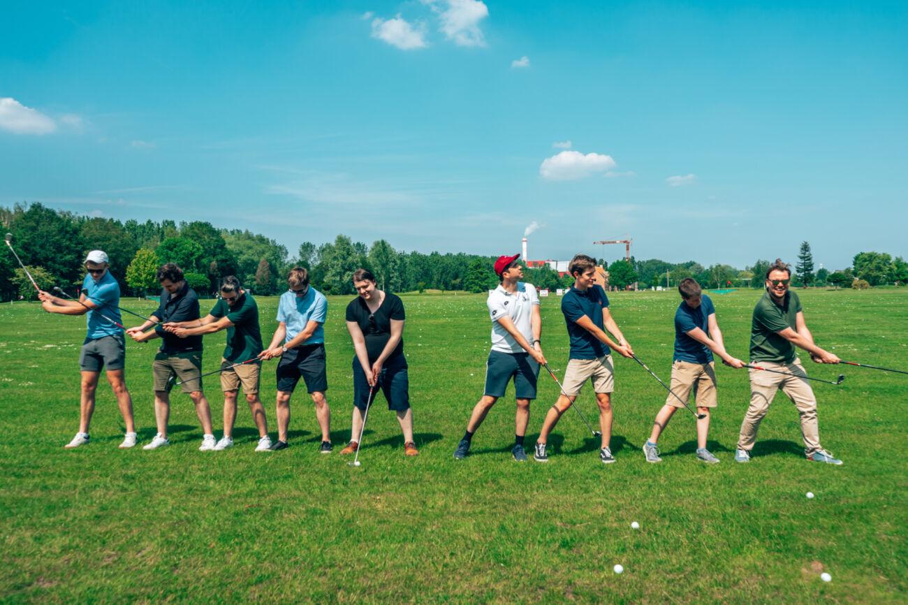 Icapps Team Pixel Pack Golf