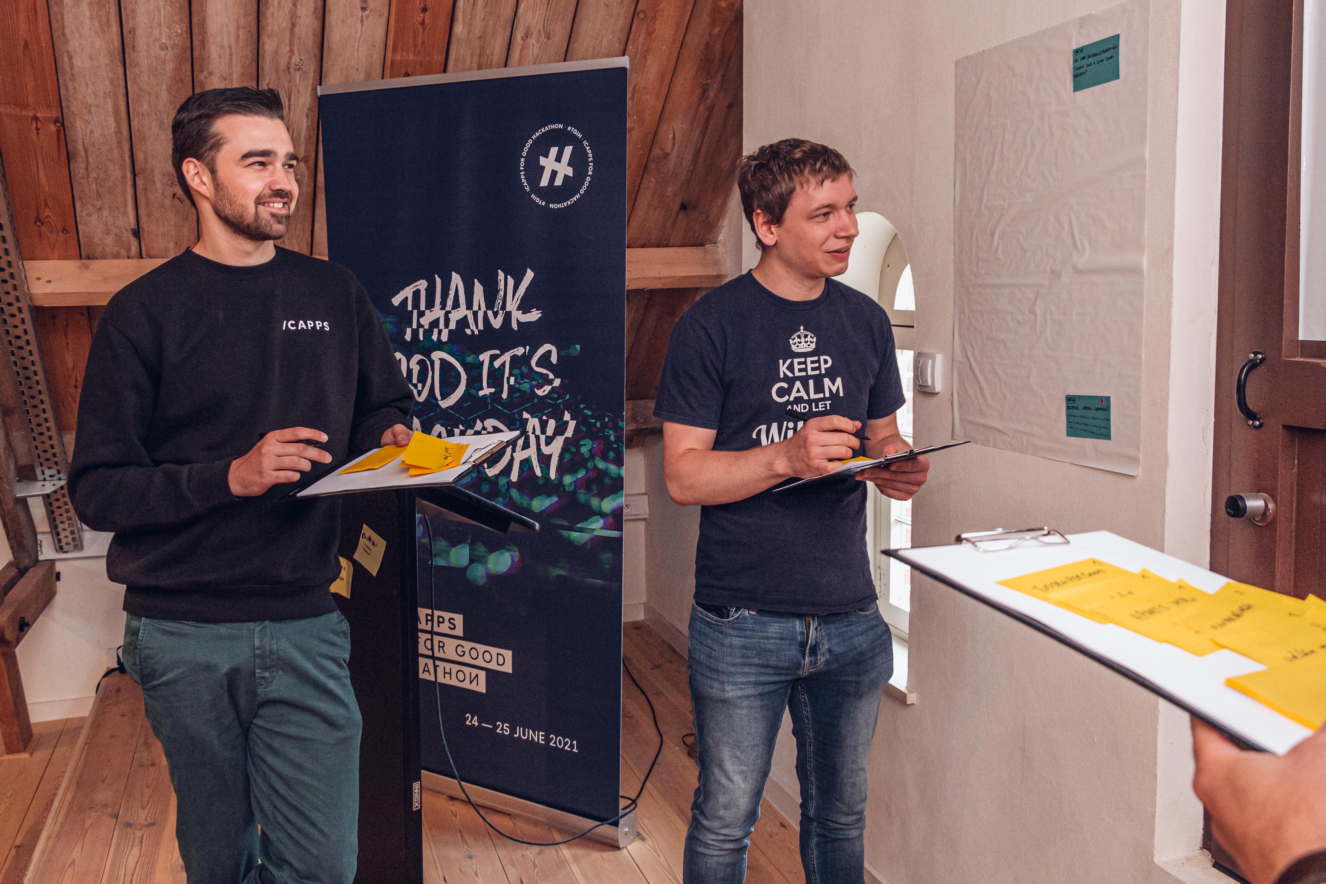 brainstorm Hackathon for good