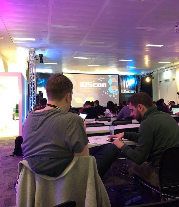 I OS Con 2018